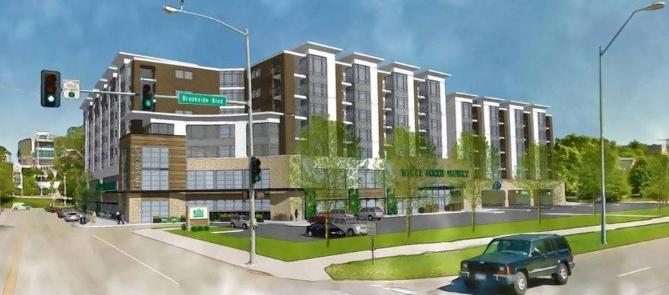 51 Oak South Plaza Mixed Use Whole Foods 170 Units